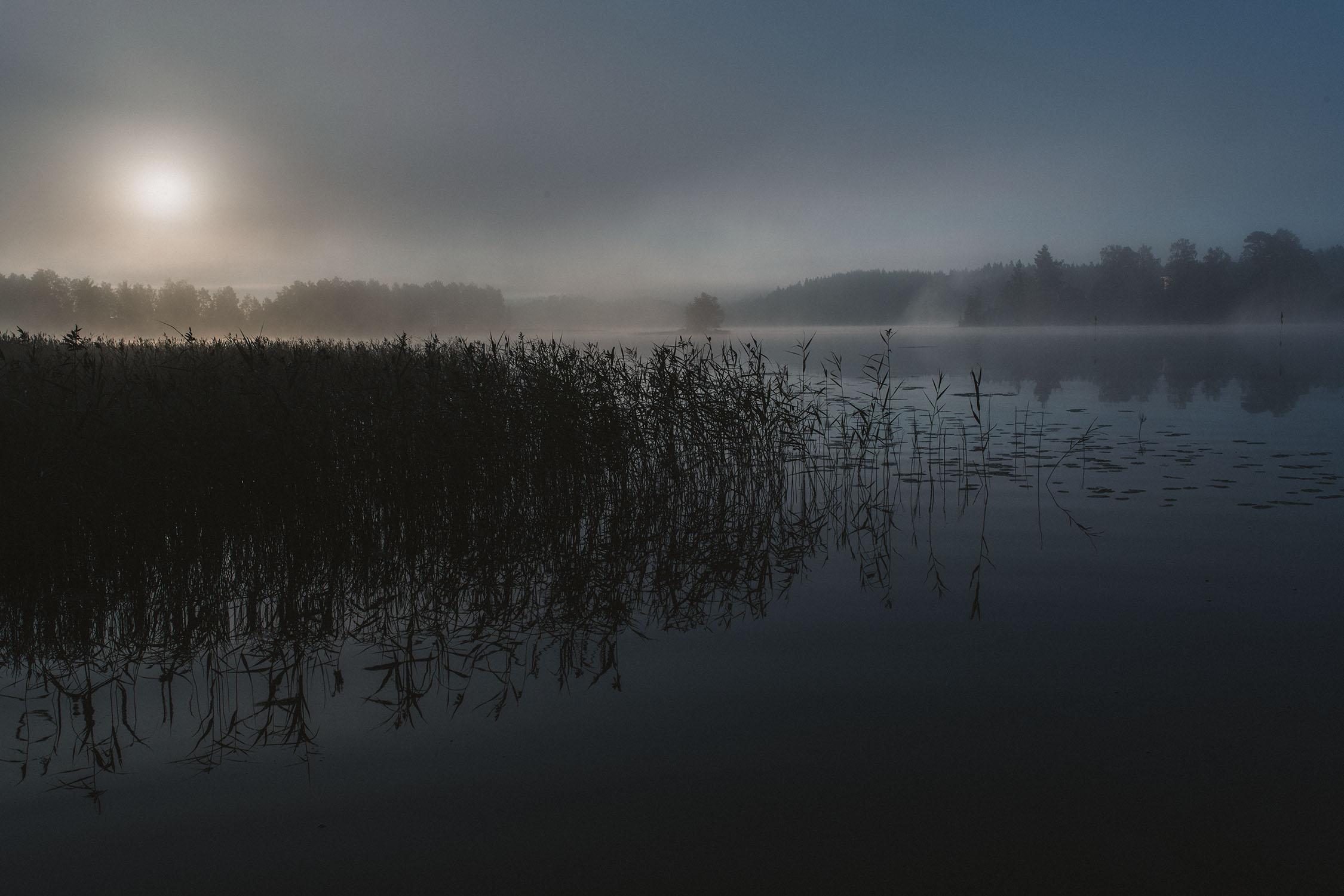 Finnland Seenplatten