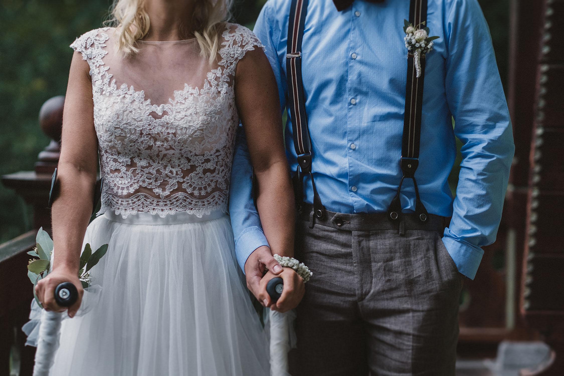 Hochzeit S&M
